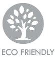 eco-friendly logo 2c