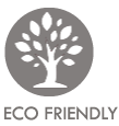eco-friendly logo 2d